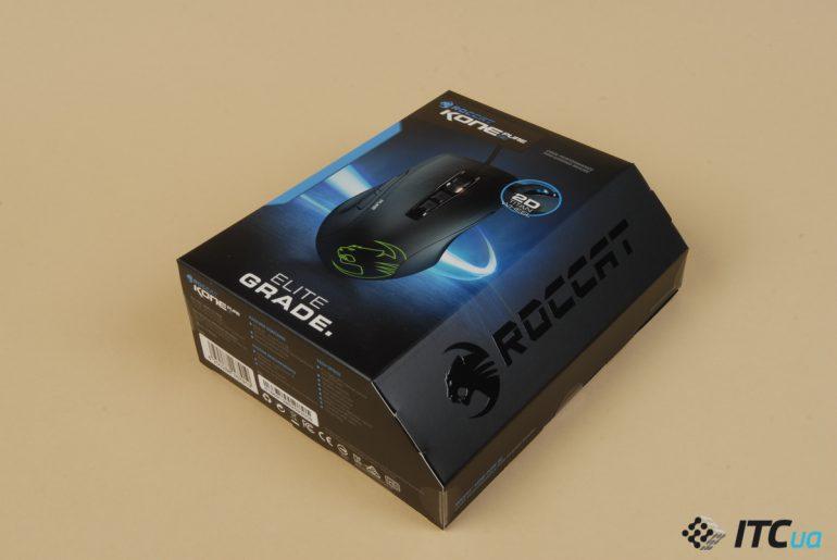 Roccat Kone Pure SE упаковка