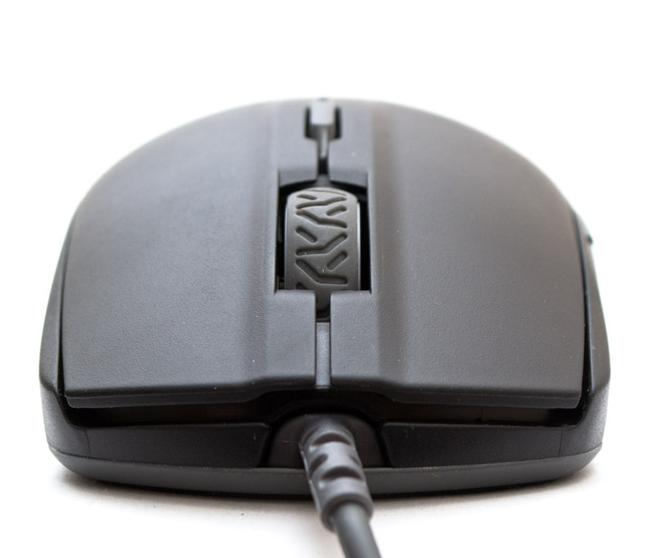 SteelSeries Rival 110 вид спередм