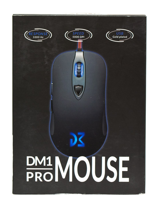 Dream Machines DM1 Pro упаковка