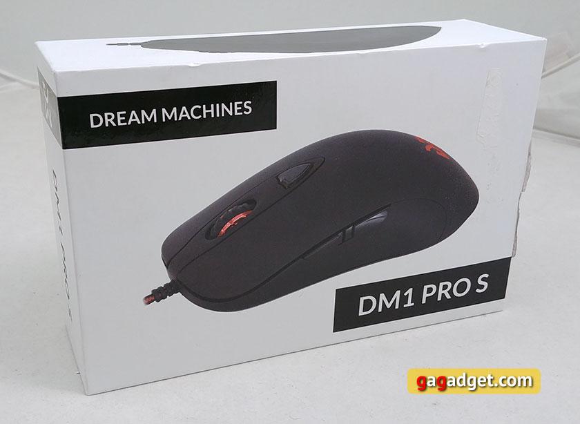 Dream Machines DM1 Pro S упаковка