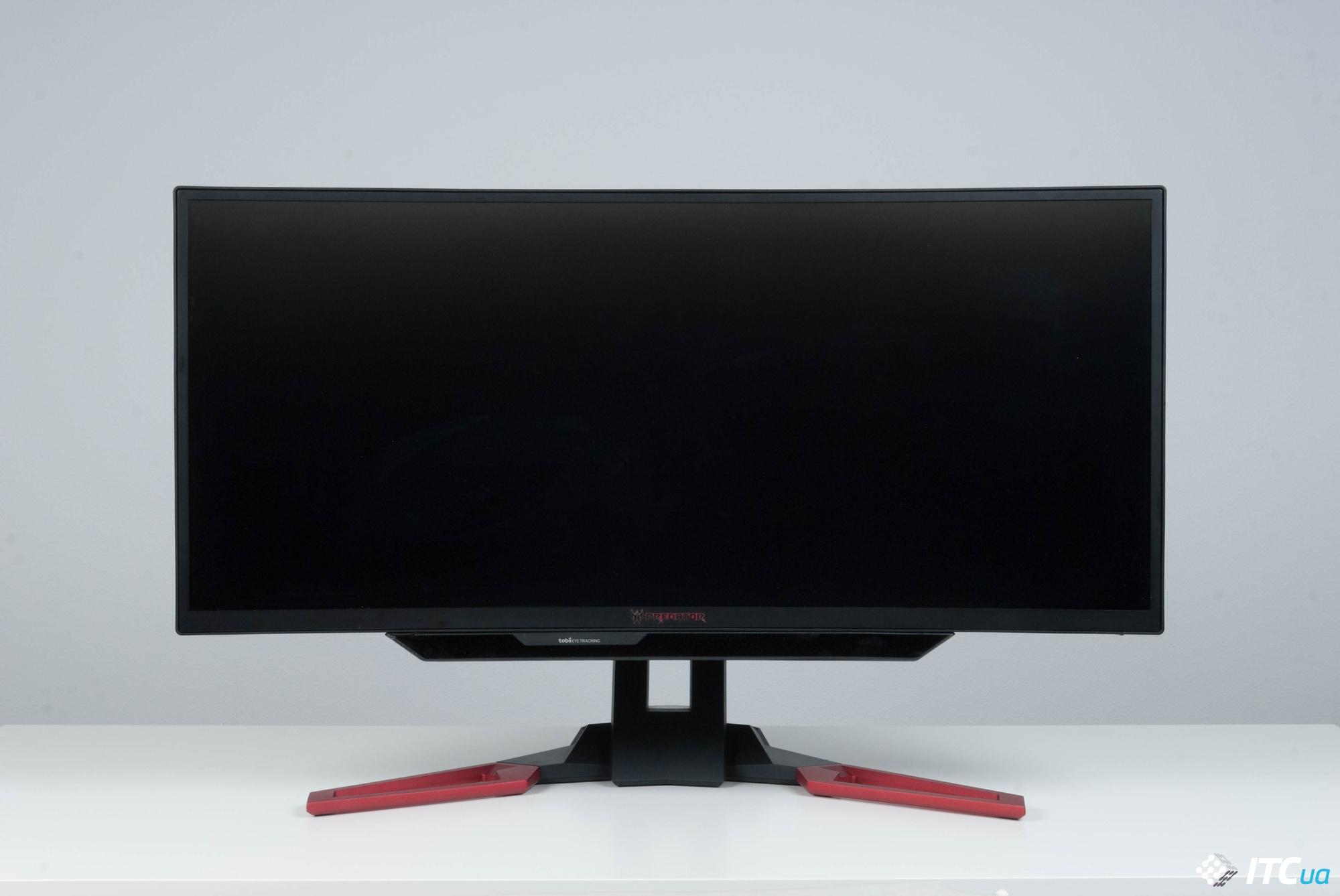Acer Predator Z1 вид спереди
