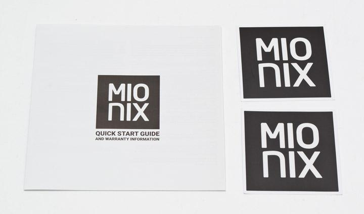 Mionix Wei комплектация