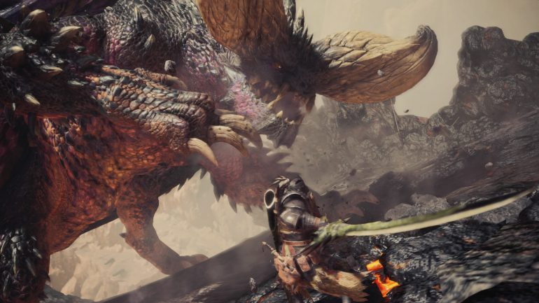 Monster Hunter World image 11