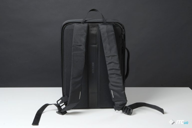 XD Design Bobby Bizz Anti-theft Backpack вид сзади