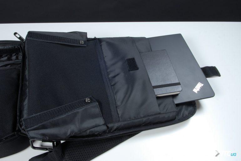 XD Design Bobby Bizz Anti-theft Backpack в расскрытом виде упакован фото 1