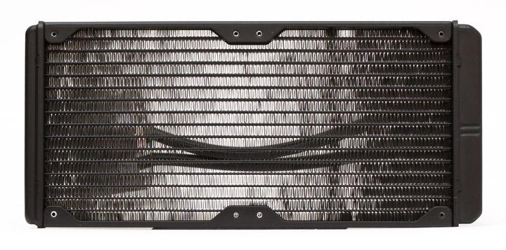 NZXT Kraken X62 толщина радиатора