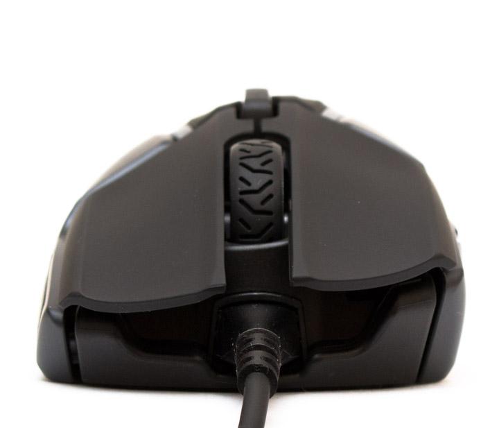 SteelSeries Rival 600 вид спереди