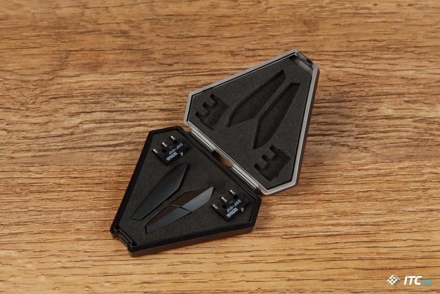 ASUS ROG Pugio комплект переключателей и кнопок