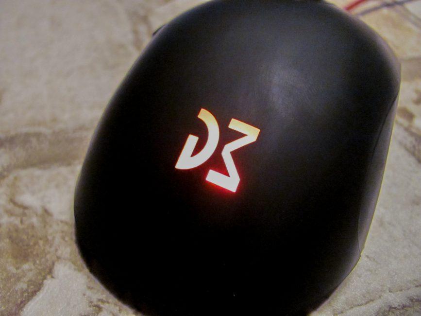 DM1 Pro S вид сзади