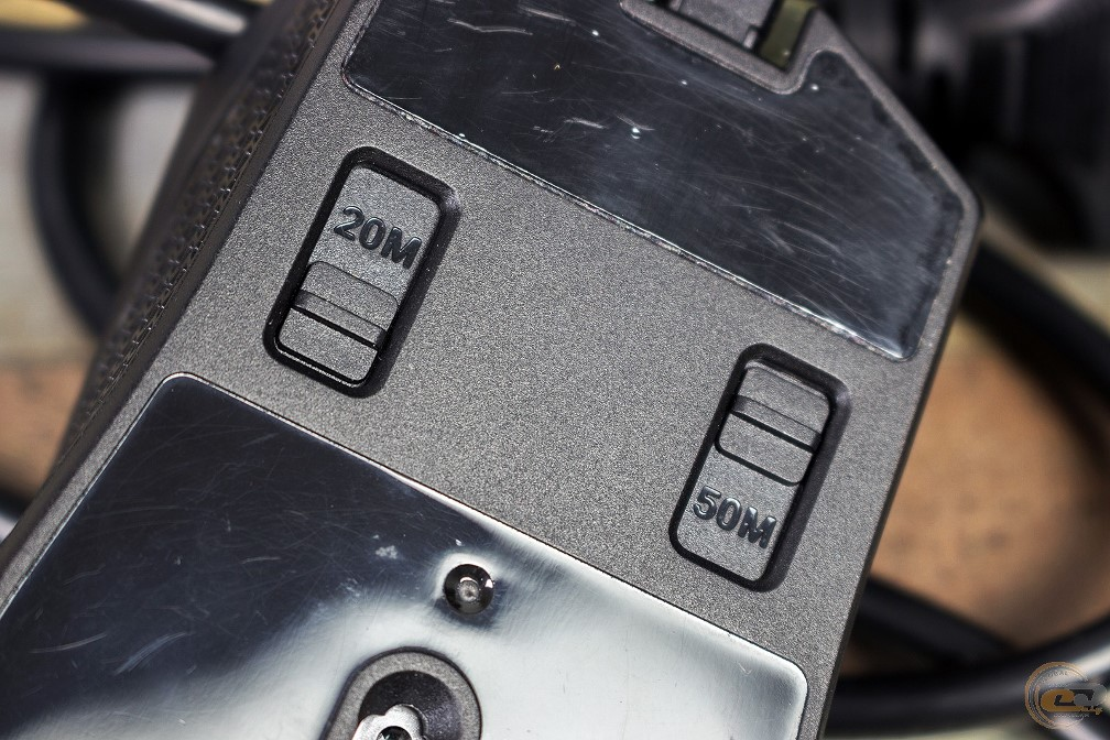 Acer Predator Cestus 300 вид на основание