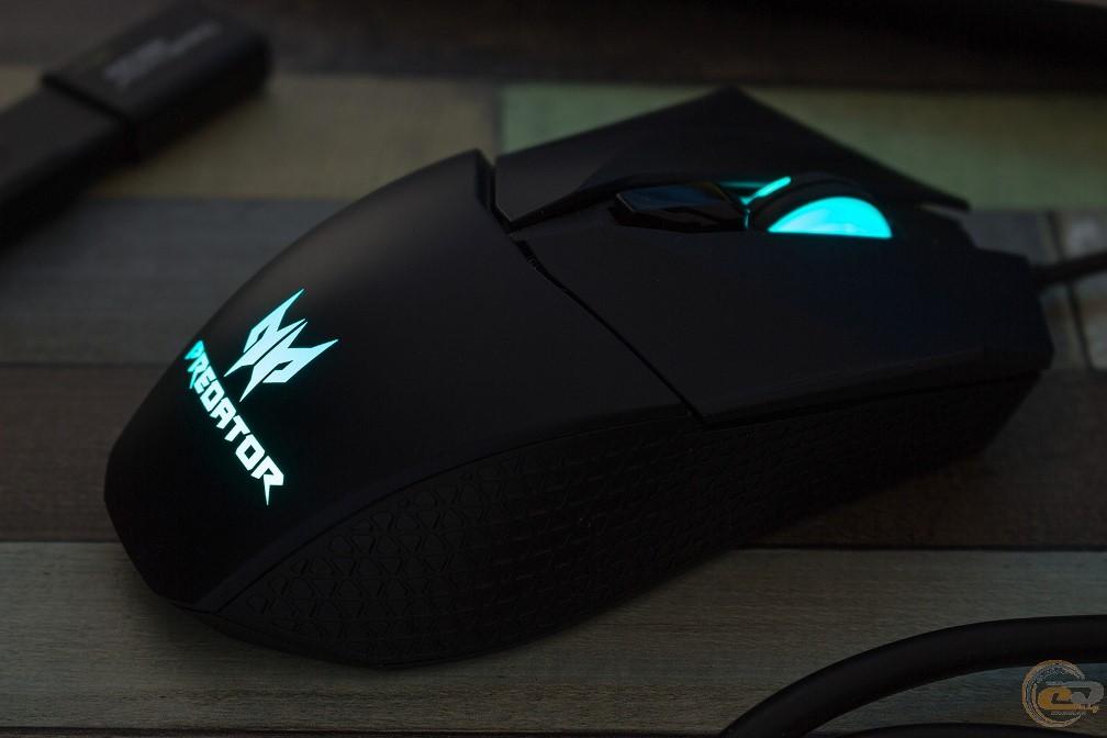 Acer Predator Cestus 300 подсветка