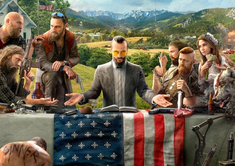 Far Cry 5 картнка 1
