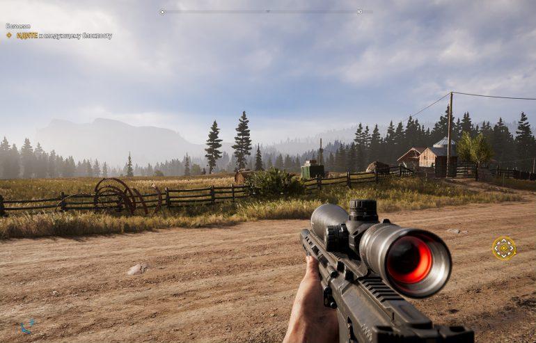 Far Cry 5 картнка 24
