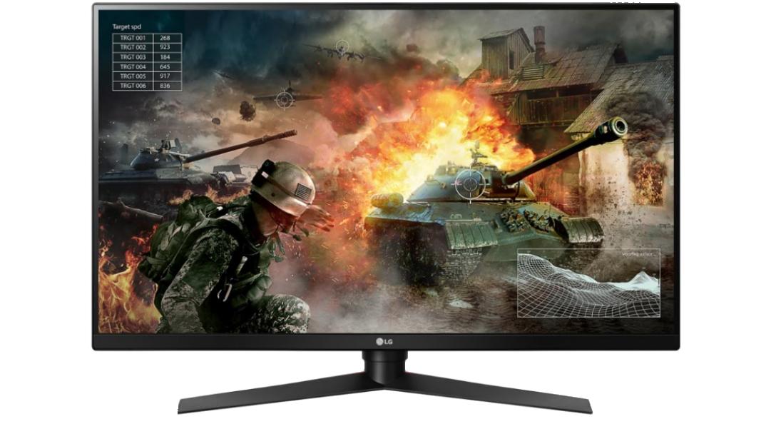 Геймерские мониторы LG с частотой развертки 240 гц уже в Украине!