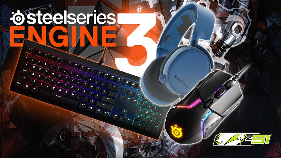 SteelSeries Engine 3 - настройка понятным языком!