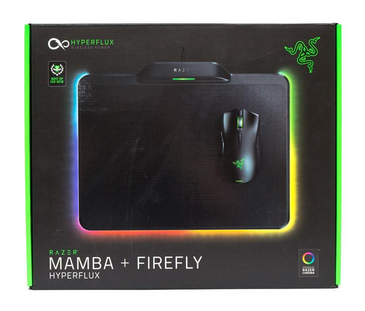 Razer Mamba HyperFlux упаковка