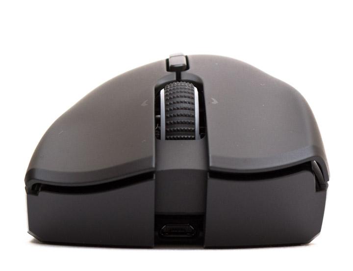 Razer Mamba HyperFlux мышь вид спереди