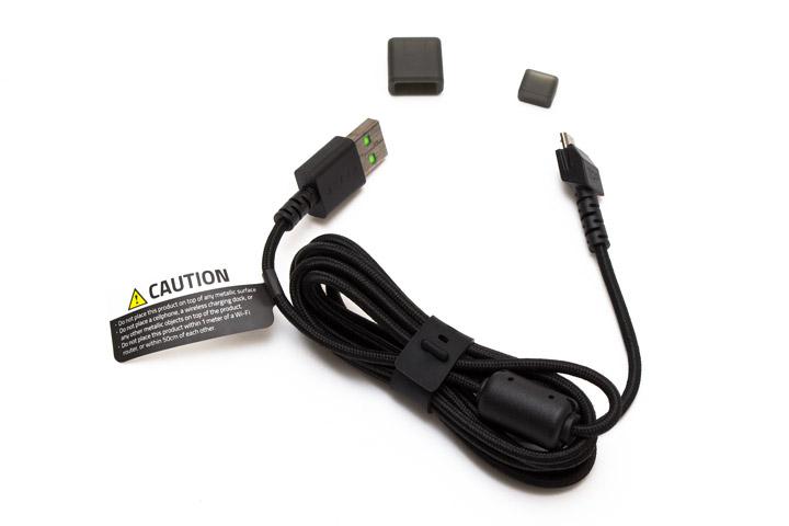 Razer Mamba HyperFlux USB-кабель