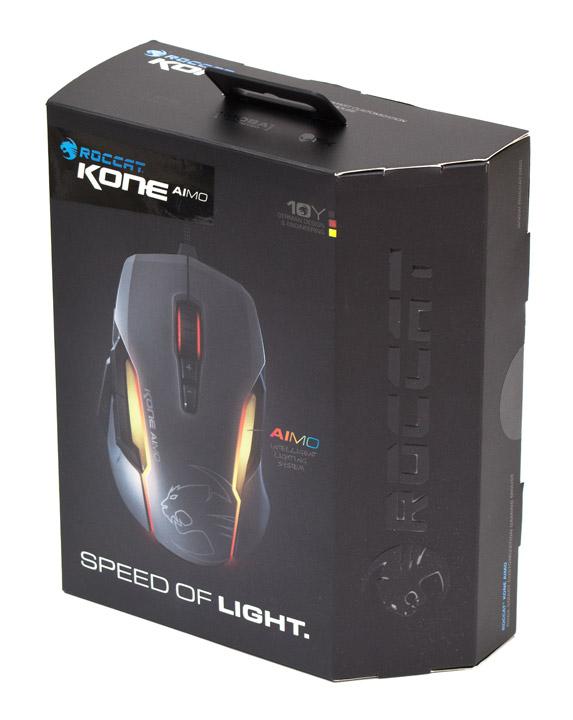 Roccat Kone AIMO упаковка