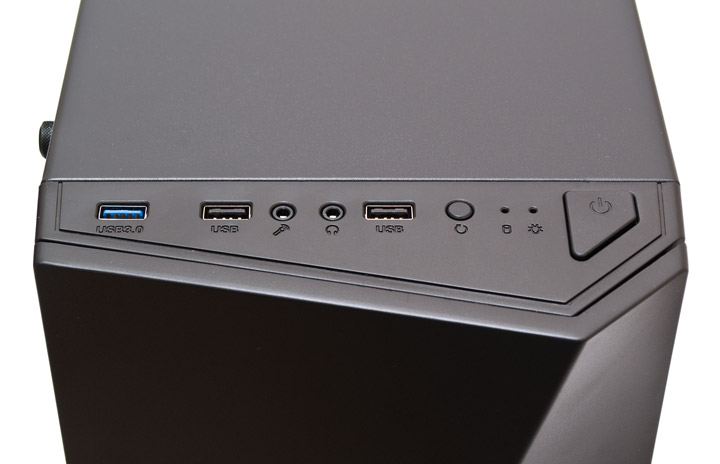 Aerocool CyberX Advance фронтальная панель