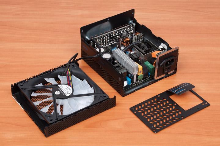 Aerocool P7-650W Platinum в разборке
