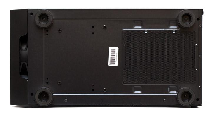 Aerocool Quartz RGB днище корпуса
