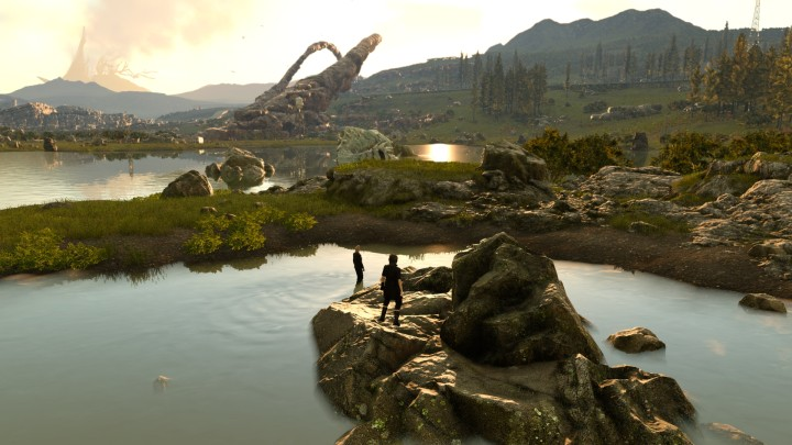 Final Fantasy XV Windows Edition screenshot 2