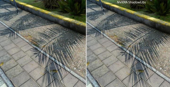 Тест NVIDIA ShadowLibs сравнение изображение 1