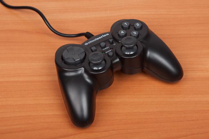 Обзор геймпада SteelSeries 3GC - дешево и удобно