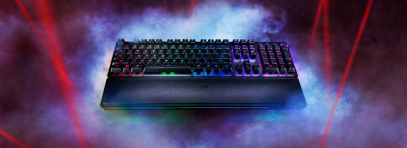 Клавиатура Razer Huntsman: гейминг со скоростью света