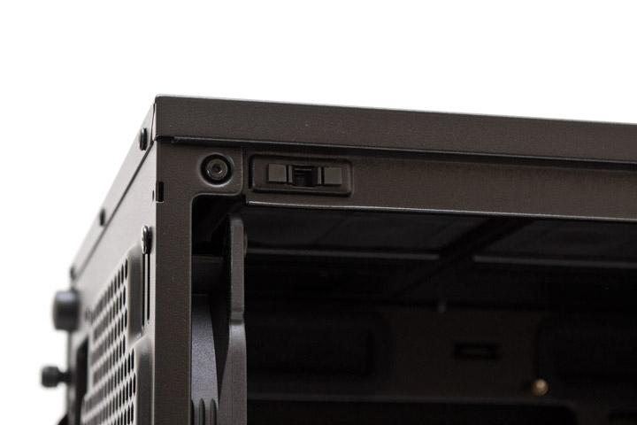Fractal Design Define штырьки при закрытии двери