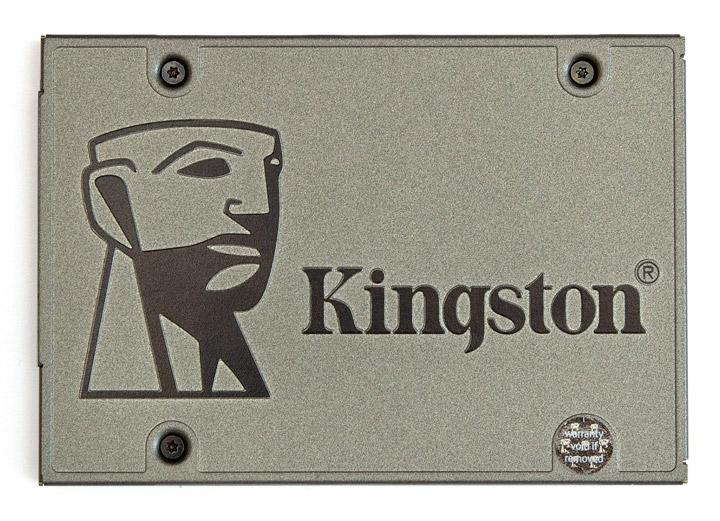 Kingston SSD UV500 изображение 1