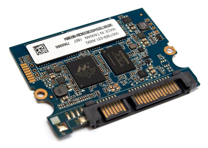 Kingston SSD UV500 плата