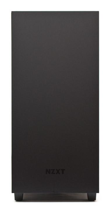NZXT H500 вид спереди