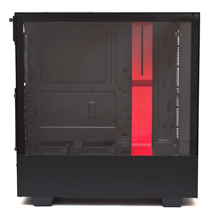 NZXT H500 левая боковая панель