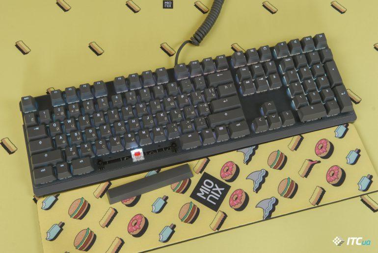Mionix Wei Cherry MX RGB