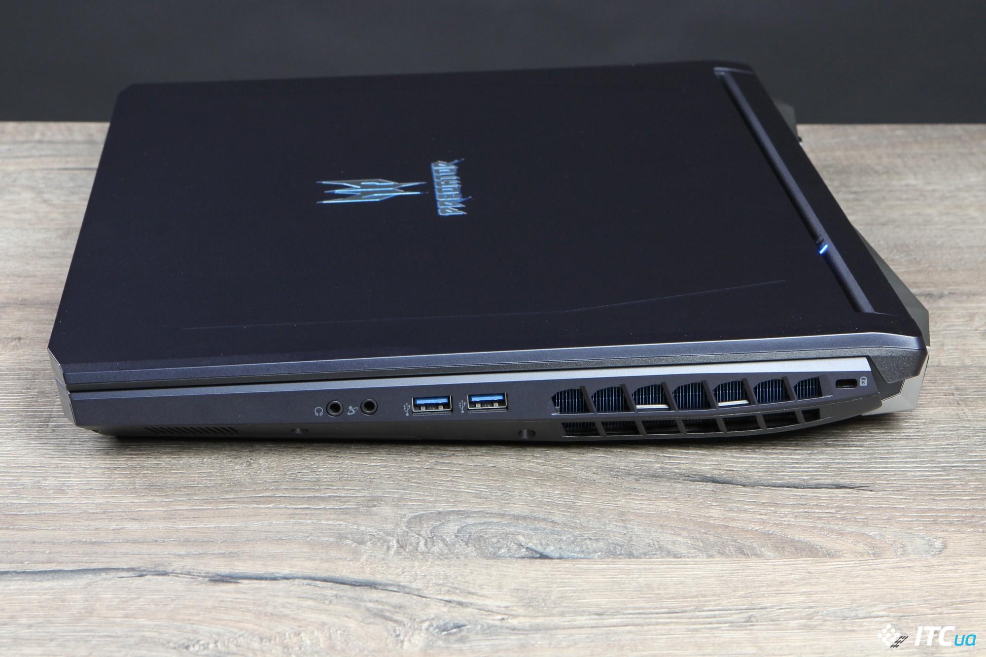 Acer Predator Helios 50 изображение 6