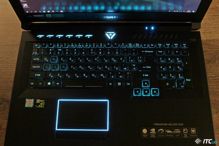 Acer Predator Helios 50 изображение 10