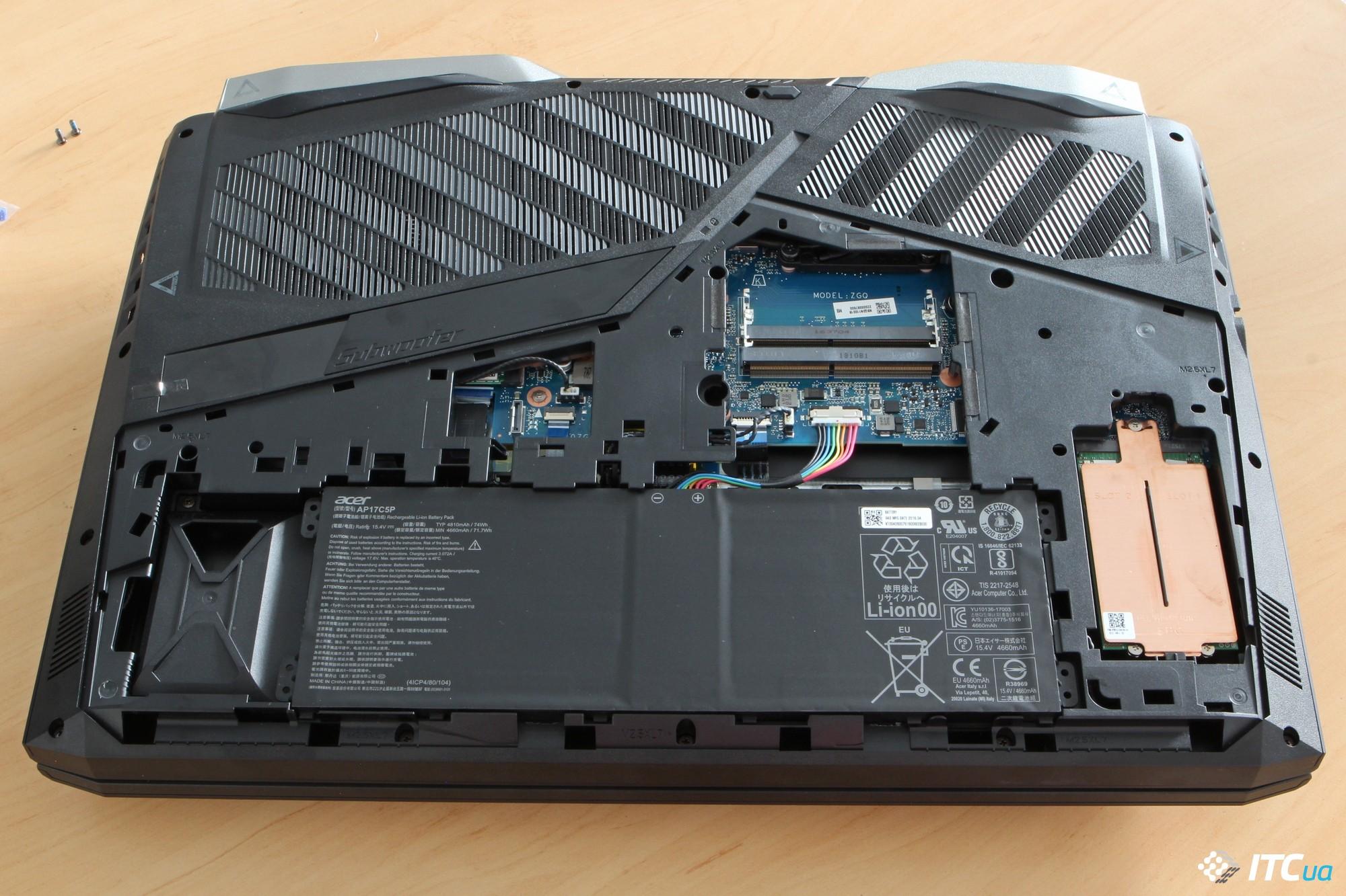Acer Predator Helios 50 изображение 11