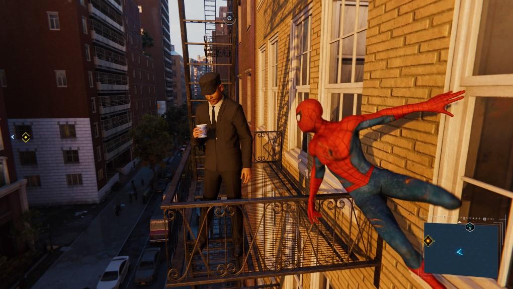 Spider-Man скриншот 2