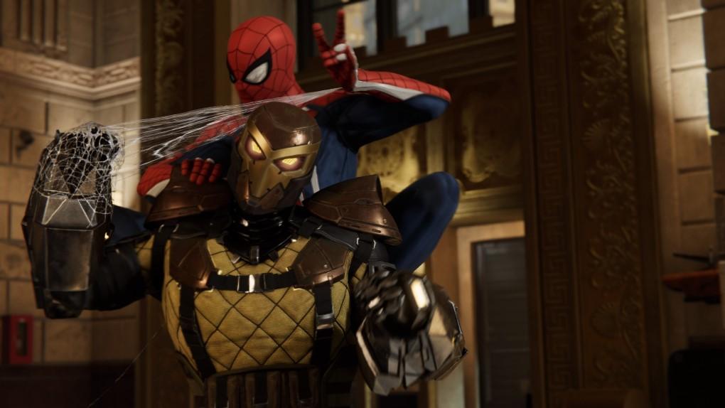Spider-Man скриншот 6