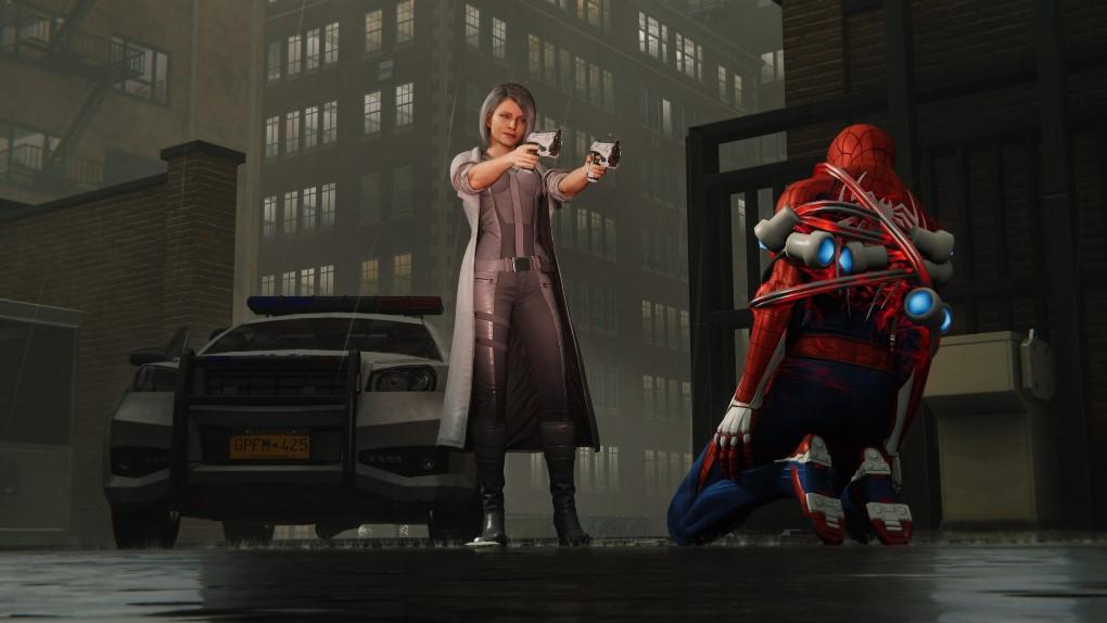 Spider-Man скриншот 7