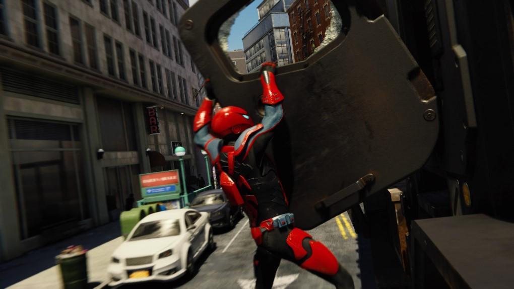 Spider-Man скриншот 9