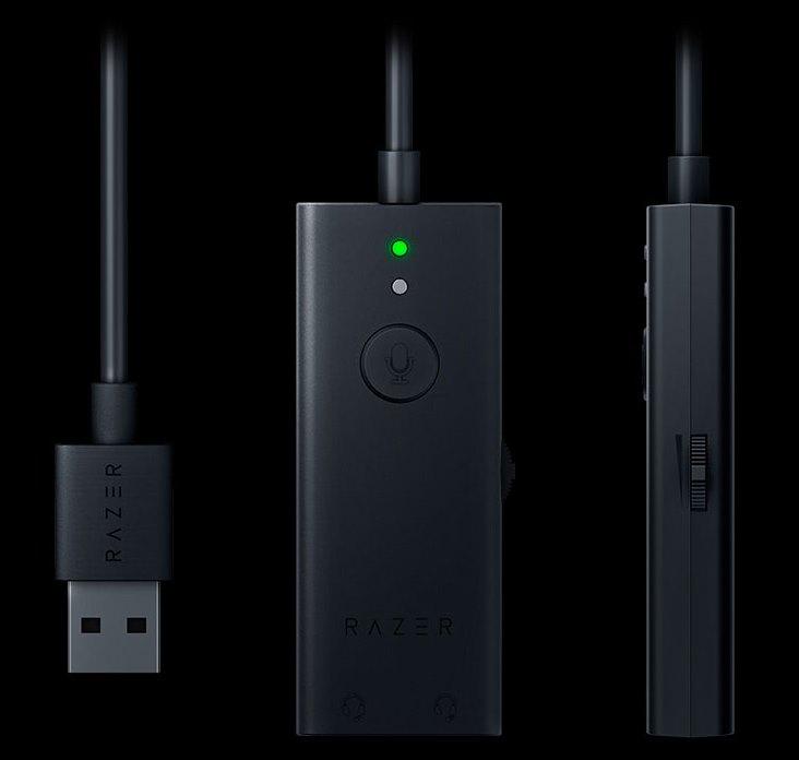 USB Усилитель звука Razer