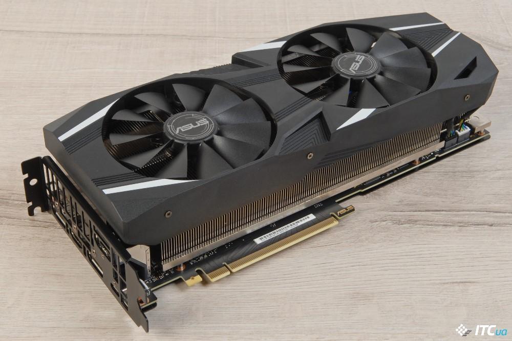NVIDIA GeForce RTX 2080 фото 1