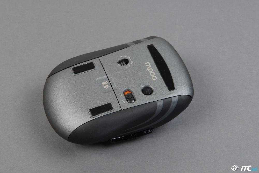 Rapoo MT350 вид на основание