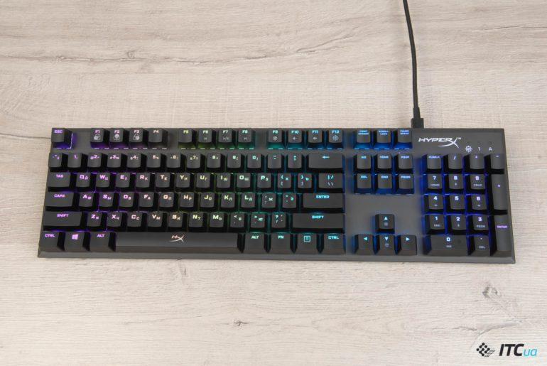 HyperX Alloy FPS RGB фото 1