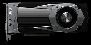 GeForce® GTX 1060
