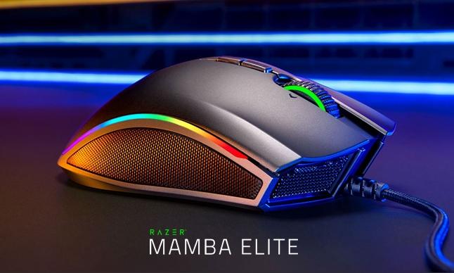 Обзор игровой мыши Razer Mamba Elite: знакомая внешность и новая оптика