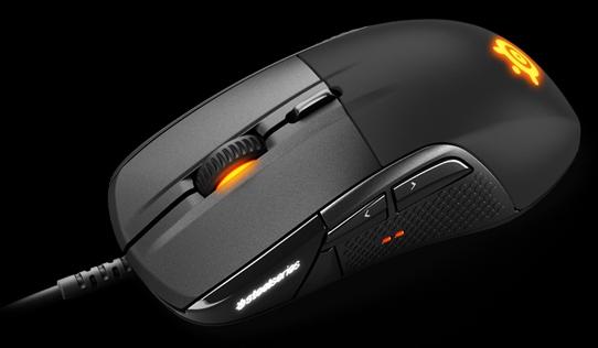 Обзор игровой мыши SteelSeries Rival 710